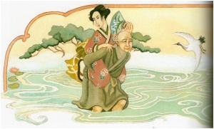 contos budistas monges