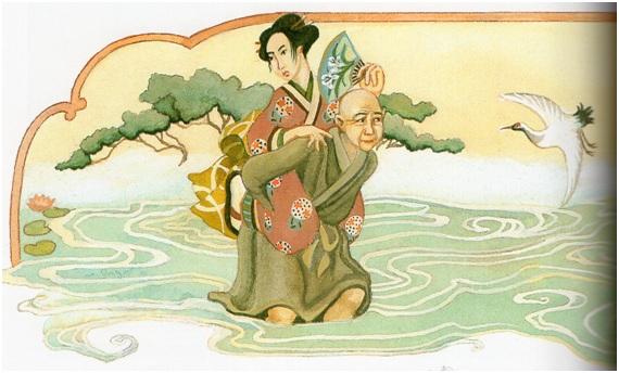Os monges e o Rio daDiscórdia
