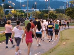 Exercícios físicos regulares