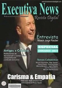 "COLUNISTA NA REVISTA ""EXECUTIVA NEWS"""
